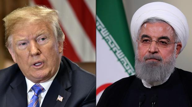 Trump y Rohaní se enzarzan en una escalada de amenazas con la «guerra económica» de fondo