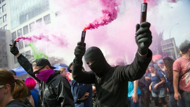 Alemania advierte del aumento de acciones violentas de la ultraizquierda
