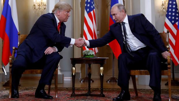 La próxima reunión de Trump y Putin no se celebrará hasta que acabe investigación de la trama rusa