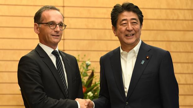 Alemania y Japón se erigen en núcleo de un eje contra EE.UU., Rusia y China