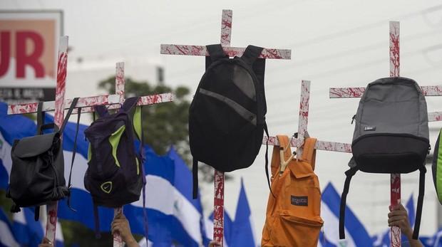 El sandinismo histórico le da la espalda a Ortega