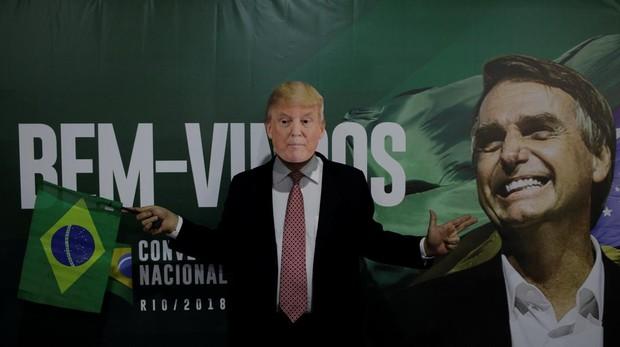 Bolsonaro, el exmilitar aspirante a «Trump brasileño»