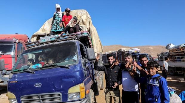 Los kurdos y el Gobierno sirio negocian el fin de su confrontación