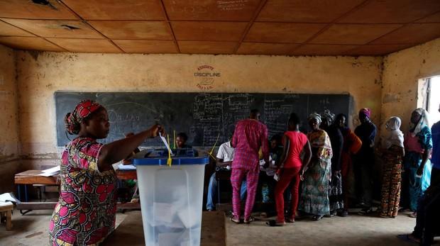 Mali acudió a las urnas pese a la amenaza yihadista