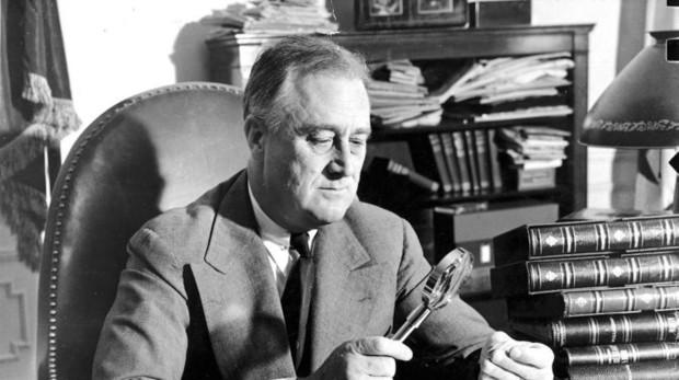 Franklin D. Roosevelt: Del crack del 29 al liderazgo mundial