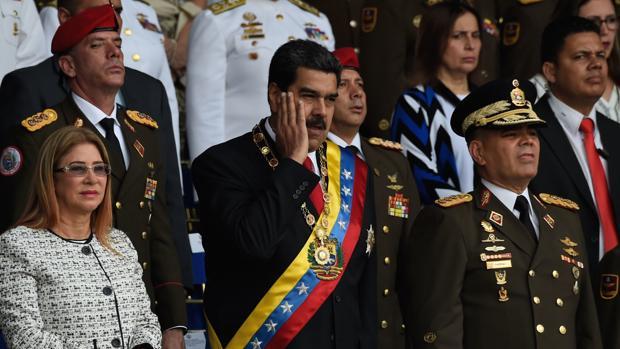 Maduro culpa al presidente de Colombia de estar tras el «atentado» fallido