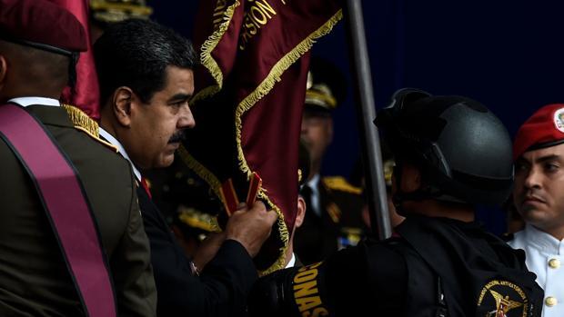 Un grupo anónimo se adjudica la autoría de la «Operación Fénix», el atentado fallido contra Maduro