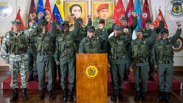 Nicolás Maduro intenta impedir «como sea» una posible conspiración militar
