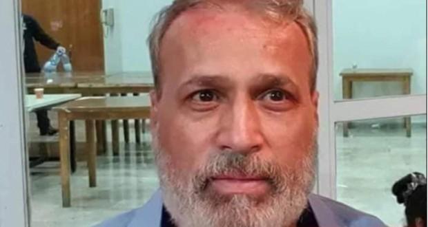 El científico Asbar Aziz