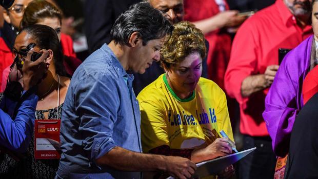 Lula da Silva elige vicepresidente y sucesor de cara a las próximas elecciones