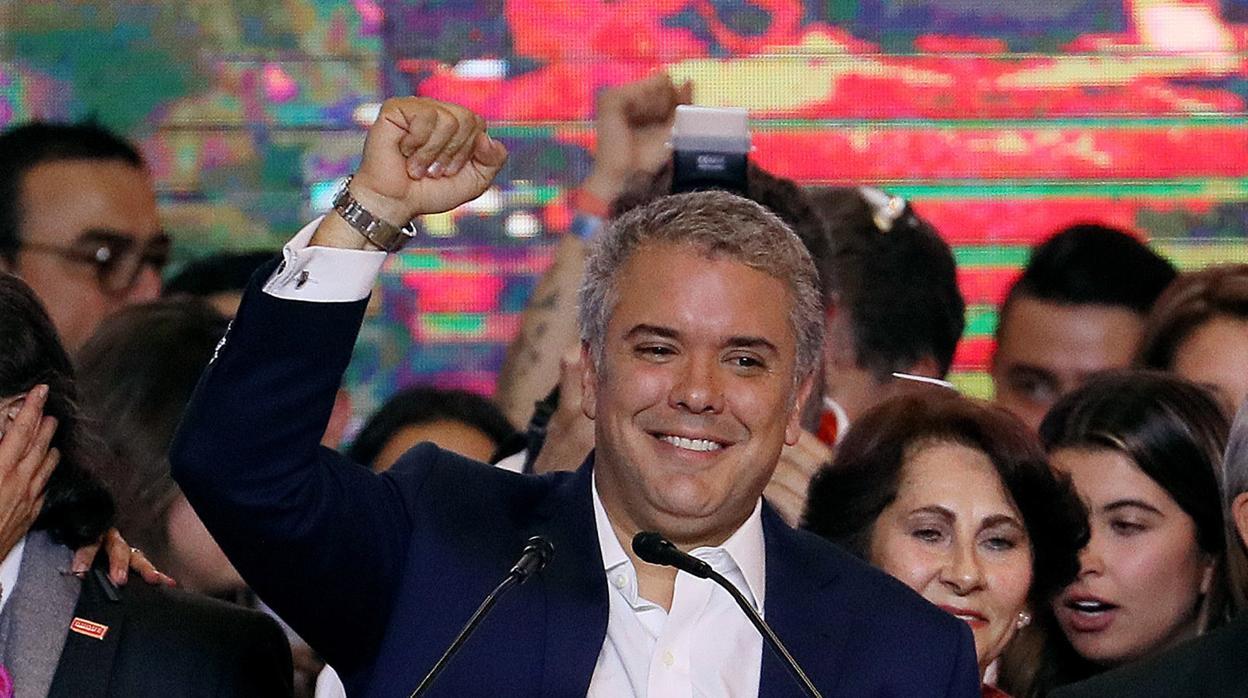 Duque, la renovación en la presidencia de Colombia
