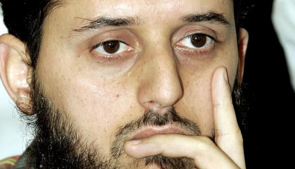 Mounir El Motasadeq durante el juicio