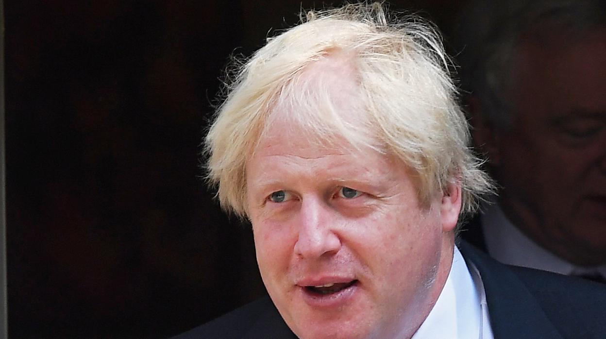 Mr. Bean y un imán apoyan a Boris Johnson en su polémica con el uso del burka