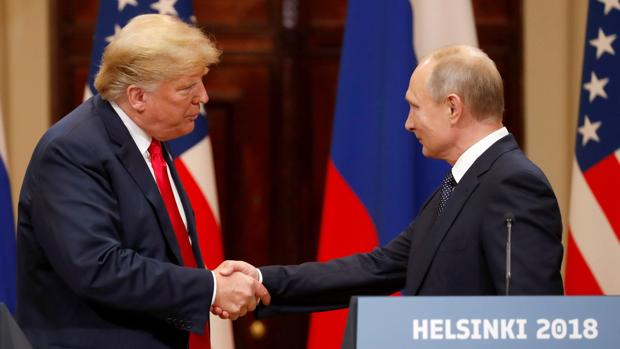 EE.UU. pone fin a su idilio con Rusia por el envenenamiento de los Skripal en Inglaterra