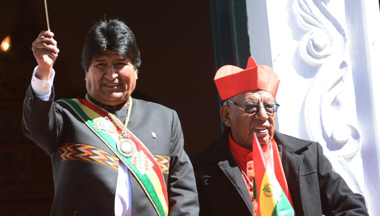 Encarcelan al militar al que robaron los símbolos presidenciales en Bolivia