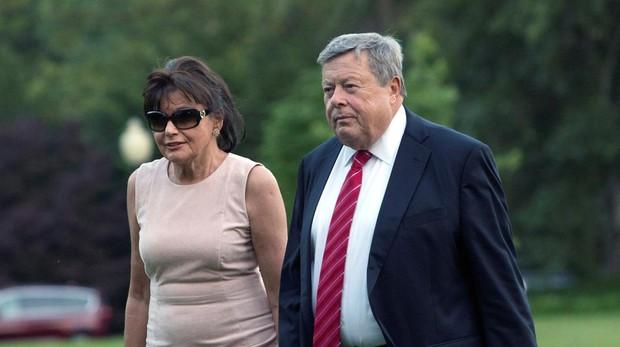 Los padres de Melania Trump, Víctory Amalija Knavs