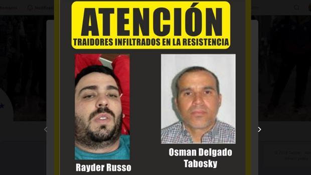 Acusados del «atentado» a Maduro fueron denunciados como «infiltrados» chavistas en la Resistencia