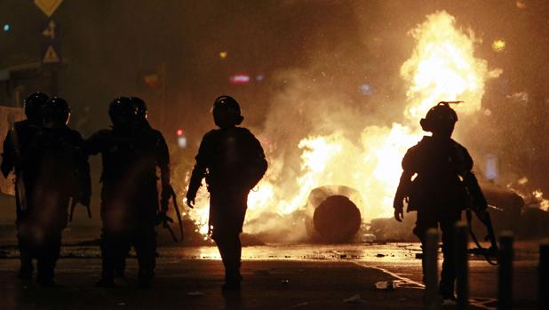 Más de 400 heridos en una protesta contra el Gobierno en Rumanía