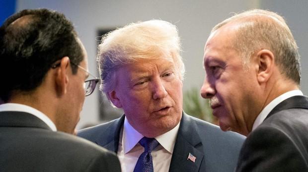 La crisis entre Trump y Erdogan agrava las tensiones en el seno de la OTAN