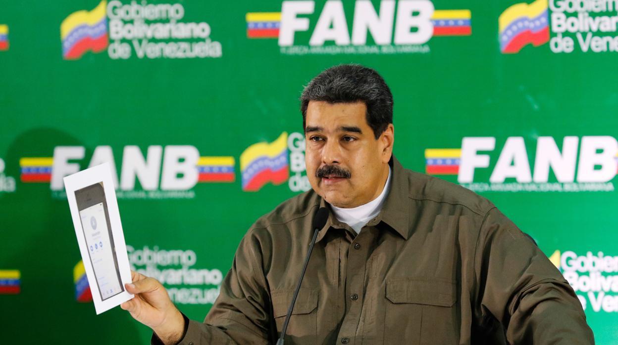 Maduro aceptaría la colaboración del FBI para investigar el «magnicidio»
