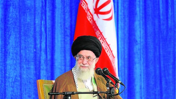 El líder supremo de Irán dice que «no habrá guerra ni negociaciones» con EE. UU.