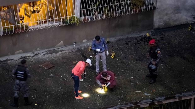 Detenidos dos militares de alto rango por el presunto atentado a Maduro
