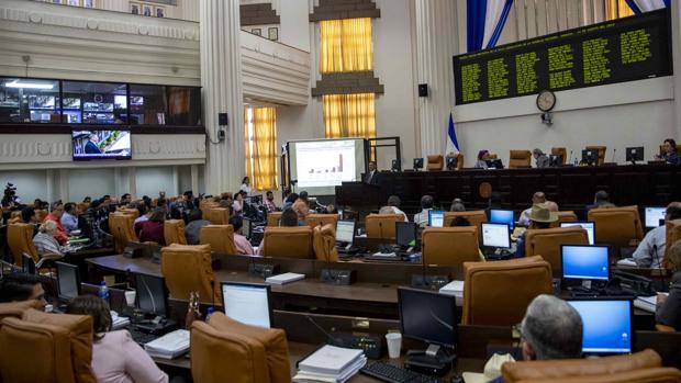El Parlamento de Nicaragua aprueba los presupuestos