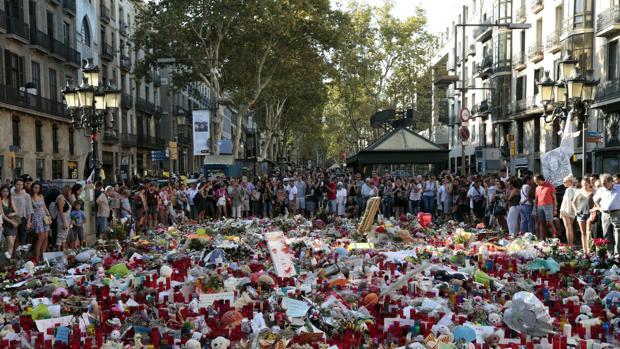 Víctimas del odio en Cataluña