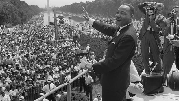 Martin Luther King: el pacifista que luchó por la igualdad racial