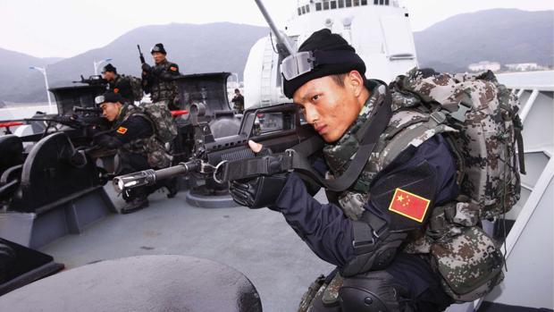 El Pentágono asegura que China ha expandido sus operaciones militares para atacar a EE.UU.