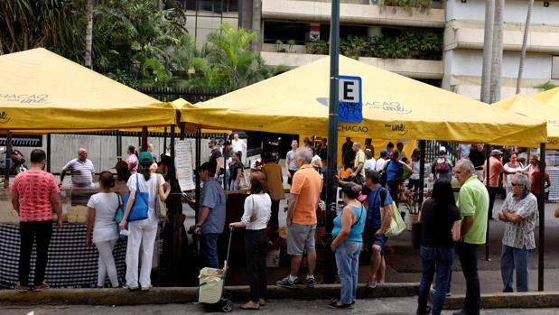 Hemeroteca: Confusión y parálisis en Venezuela en el estreno del nuevo sistema monetario | Autor del artículo: Finanzas.com