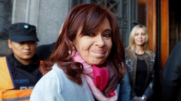 El Senado argentino aprueba los registros en la casa de Cristina Fernández