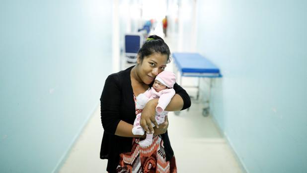 Huir a Brasil para dar a luz