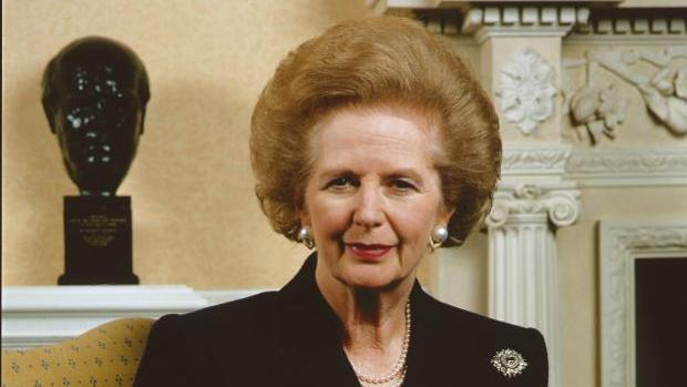 Margaret Thatcher: la confianza en la libertad