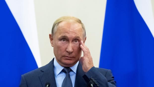 Putin cree que las sanciones contra Rusia son «contraproducentes y carecen de sentido»