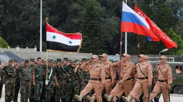 Más de 63.000 militares rusos han combatido en Siria desde 2015