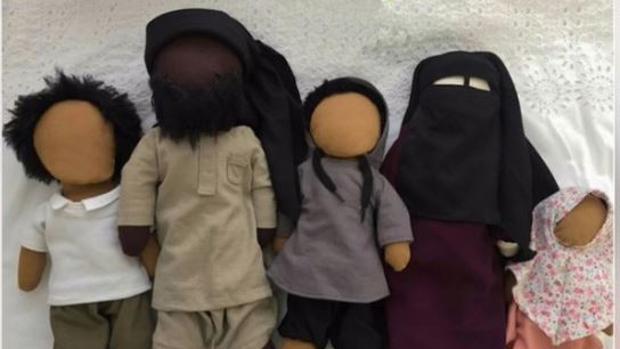 Hemeroteca: La Inteligencia alemana advierte contra la proliferación de muñecas salafistas   Autor del artículo: Finanzas.com
