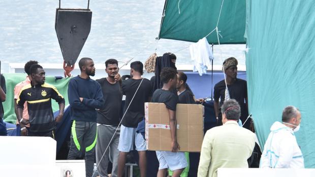 La UE e Italia no llegan a un acuerdo sobre el barco Diciotti pese a las amenazas de Di Maio