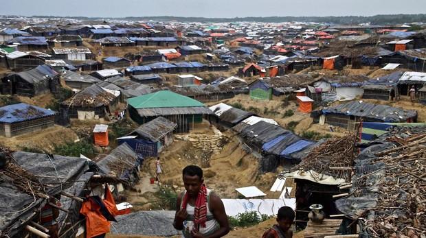 Un año después, los rohingyas siguen en el mayor campo de refugiados del mundo