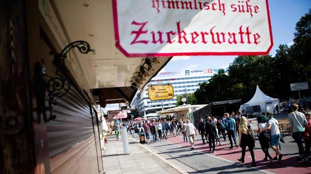 Revuelta popular contra los extranjeros en Chemnitz, este de Alemania