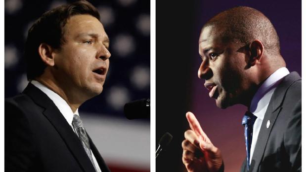 Un candidato republicano de Florida cree que votar a su rival afroamericano sería «hacer el mono»