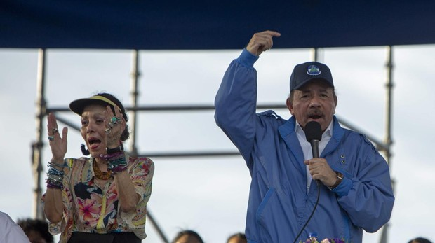 Ortega pedirá a Costa Rica la lista de personas que huyen de la crisis en Nicaragua