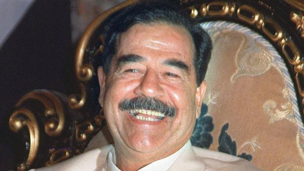 Sadam Hussein: el punto débil del eje del mal