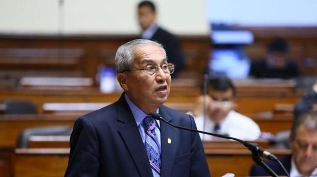 Denuncian que el Fiscal general de Perú es parte de una red de corrupción judicial