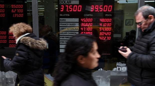 La crisis económica argentina, consecuencia de la crisis política de Macri
