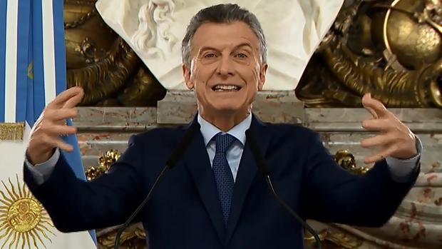 El Gobierno argentino anuncia medidas para alcanzar el «equilibrio fiscal» en 2019