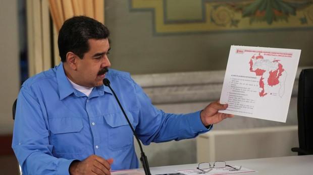 Maduro ordena crear un puente aéreo para la vuelta de venezolanos