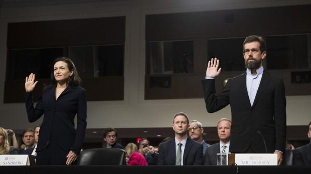 Facebook y Twitter se disculpan por fallos de seguridad