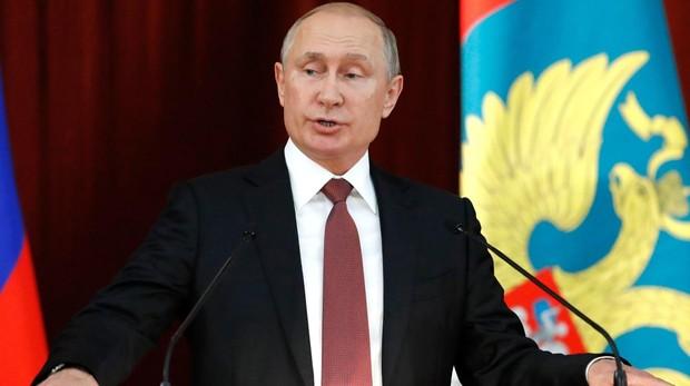 Londres acusa a Putin de ser «en último término» el responsable del envenenamiento del exespía Skripal