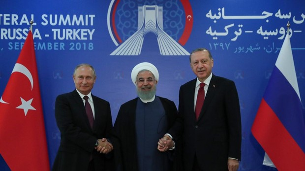 Rusos, iraníes y turcos no llegan a un acuerdo de alto el fuego en Idlib
